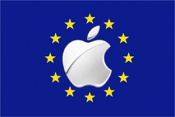 EU flat with AppleCare icon