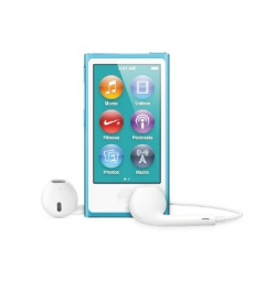 Evolution of the iPod nano