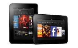 Evaluation of Kindle Fire HD