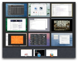 TotalSpaces Virtual Desktops for Mac OS X