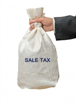 Apple and sales tax over collection