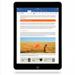 MS Word for iPad review