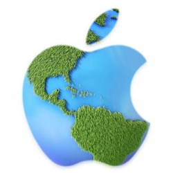A Green Apple