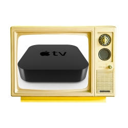 Apple's new entry point into TV