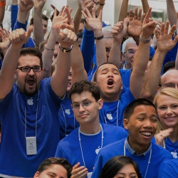 Apple Diversity Report Offers Mixed Ethnic and Gender Bag