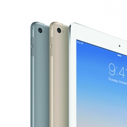 iPad sales discussed in 2015Q3 earnings report