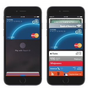 Apple Pay brick-and-mortar locations