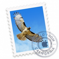 How to check mailbox sizes in OS X El Capitan Mail