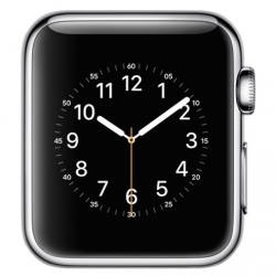 Apple Watch has success built-in