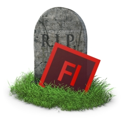 Adobe's Flash is dead and blocked in macOS Sierra