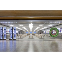 When Did Apple Stores Become Apple Showrooms?