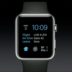 watchOS 2 for Apple Watch adds new complications, more