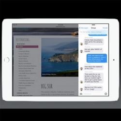iOS 9 brings multitasking to iPad