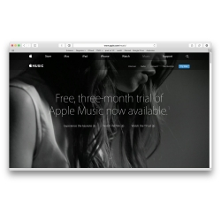 Apple Music officially launches with Internet radio, streaming music