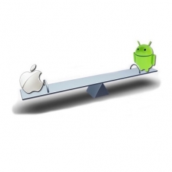 Apple vs. Google's Android