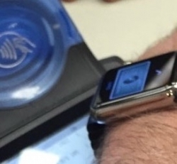 Research on Apple Pay with Apple Watch
