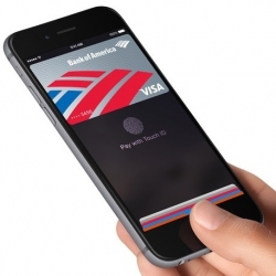 You may be able to pay your friends from your iPhone soon with Apple Pay