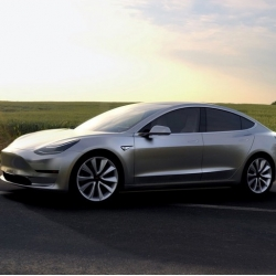 Tesla Model 3 vs. Apple