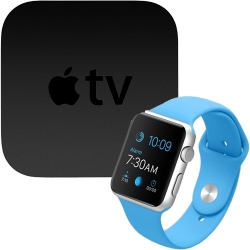 Q1 2016 Apple Watch and Apple TV sales were probably pretty good