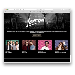 iTunes Festival is now Apple Music Festival
