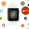 Apple Watch fitness apps commercial