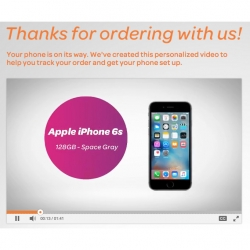 AT&T offers up customized iPhone 6s purchase videos