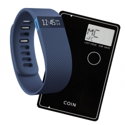 Cha-ching! Fitbit buys Coin