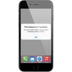 iOS 9 beta testers blocked from App Store reviews