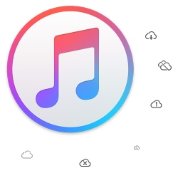 iTunes Match icons