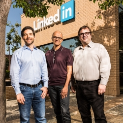 LinkedIn joins team Microsoft