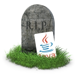 Oracle ending support for Java browser plug-in