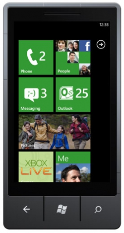 Windows Phone 7 Integration with Xbox Live