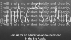 David Winograd's Apple Education Wish List