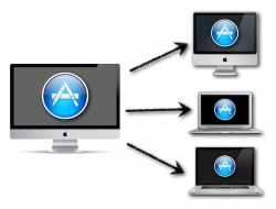 <p>How to Copy Mac App Store Apps</p>
