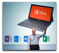 Office for iPad Revenue