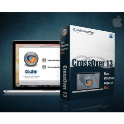 CrossOver 13: Run Windows Software On Your Mac for $29.95