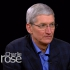 Tim Cook on Charlie Rose