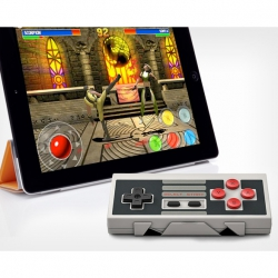 NES30 Bluetooth Controller Looks and Feels Like The Original: $29.99