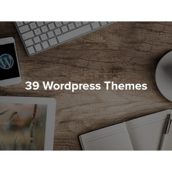 39 Professionally-Designed WordPress Themes for $39