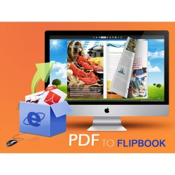 Flip PDF For Mac: Create Eye-Catching Digital Media Publications for $9.99