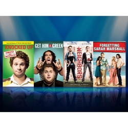 Cult Comedy Classics: 4 Movies for $29.99