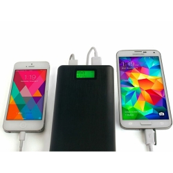 Limefuel LP200X 20,000mAh Dual USB Battery Pack: $34.99