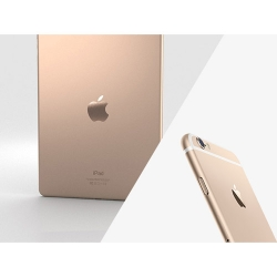 Register to Win a Brand New Gold iPad Air 2 + A Gold iPhone 6