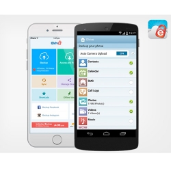 Lifetime Unlimited Data Backup For Up To 5 Mobile Devices: $10