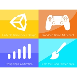 Pay What You Want for the Game Design Course Bundle