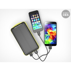 ZeroLemon SolarJuice 20,000mAh Battery: $49.99