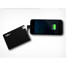TravelCard iOS Lightning Wallet-Size Charger for $29