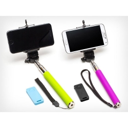 iZZi Gadgets Selfie Stick and Remote: $24.95