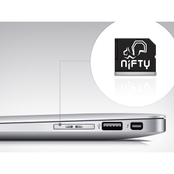 Add Up to 128GB of Storage to Your Macbook With The Nifty Drive: $32.99