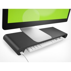 Quirky 'Space Bar' Monitor Stand: $69